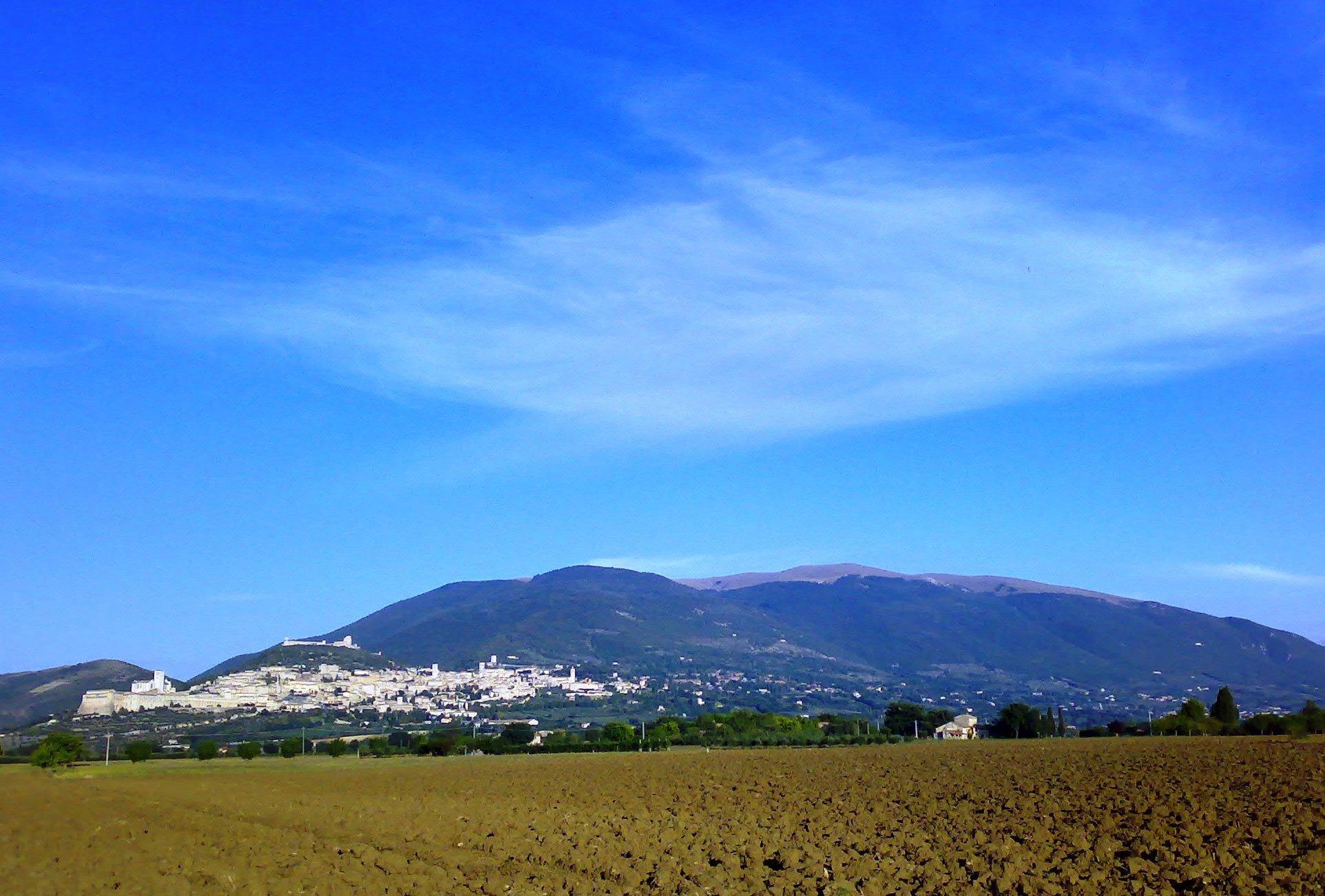 Al Com Mobile >> Monte Subasio - Mount Subasio