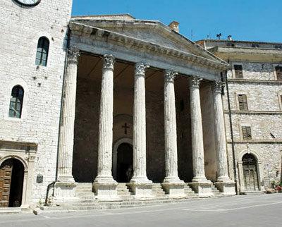 Image result for santa maria sopra minerva assisi